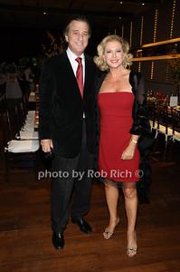 Michael Trokel, Pamela Morgan photo by Rob Rich/SocietyAllure.com © 2011 robwayne1@aol.com 516-676-3939