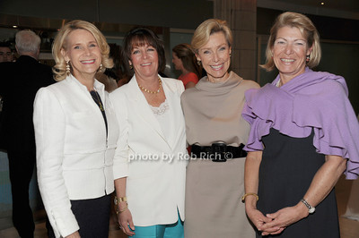Susan Gillin, Jane McCooey, Deb Trunz,  Ellen Fell photo by Rob Rich/SocietyAllure.com © 2013 robwayne1@aol.com 516-676-3939