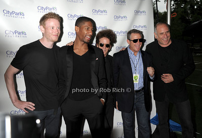 Teddy Thompson, Jon Batiste,  Willie Nile, David Barse, David Broza photo by Rob Rich/SocietyAllure.com © 2014 robwayne1@aol.com 516-676-3939
