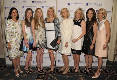 Elyse Newhouse, Taylor Sintt,  Casey Mintz,Michelle Swarzman,Diane Miller, Nancy Brown, Ellen Crown, Michele Sweetwood