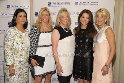 Elyse Newhouse, Michelle Swarzman,Nancy Brown, Ellen Crown, Michele Sweetwood photo by Rob Rich/SocietyAllure.com © 2014 robwayne1@aol.com 516-676-3939