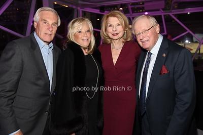 Howard Brown, Nancy Brown,Barbara Moss, Dr. Richard Moss  photo  by Rob Rich/SocietyAllure.com © 2016 robwayne1@aol.com 516-676-3939