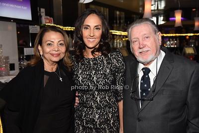 Carmen Keeling, Carmela Tully, Charles Keeling  photo  by Rob Rich/SocietyAllure.com © 2016 robwayne1@aol.com 516-676-3939