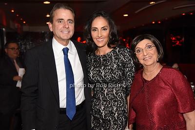 Peter Tully, Carmela Tully, Camilla Ciafardini  photo  by Rob Rich/SocietyAllure.com © 2016 robwayne1@aol.com 516-676-3939