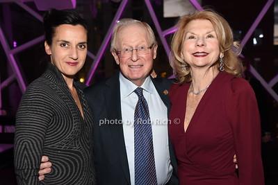 Dana Bauer,  Dr. Richard Moss, Barbara Moss  photo  by Rob Rich/SocietyAllure.com © 2016 robwayne1@aol.com 516-676-3939