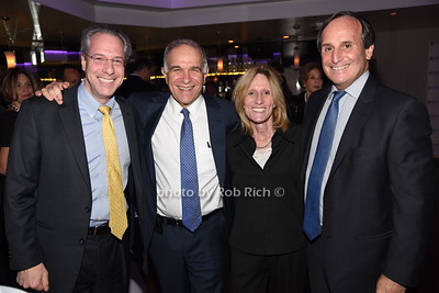 Gary Stone, Dr.Peter Rubin, Jane Stone, Dr. Joel M.Bauer  photo  by Rob Rich/SocietyAllure.com © 2016 robwayne1@aol.com 516-676-3939