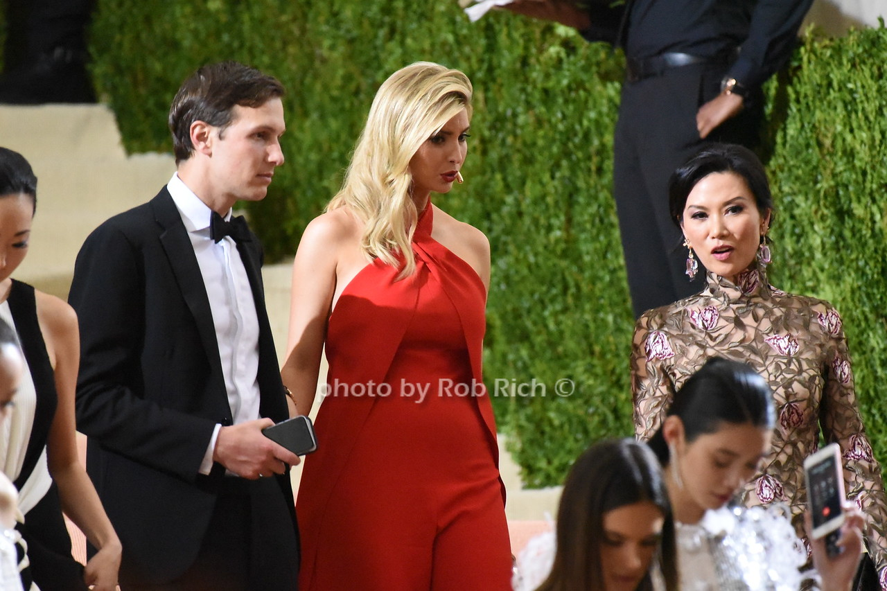 Jared Kushner , Ivanka Trump
