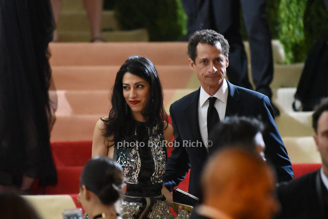 Huma Abedin, Anthony Weiner