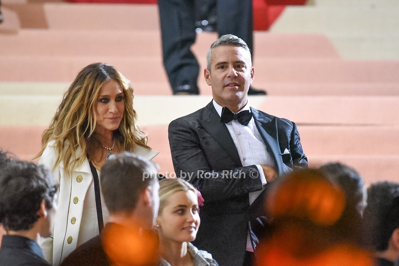 Sarah Jessica Parker, Andy Cohen