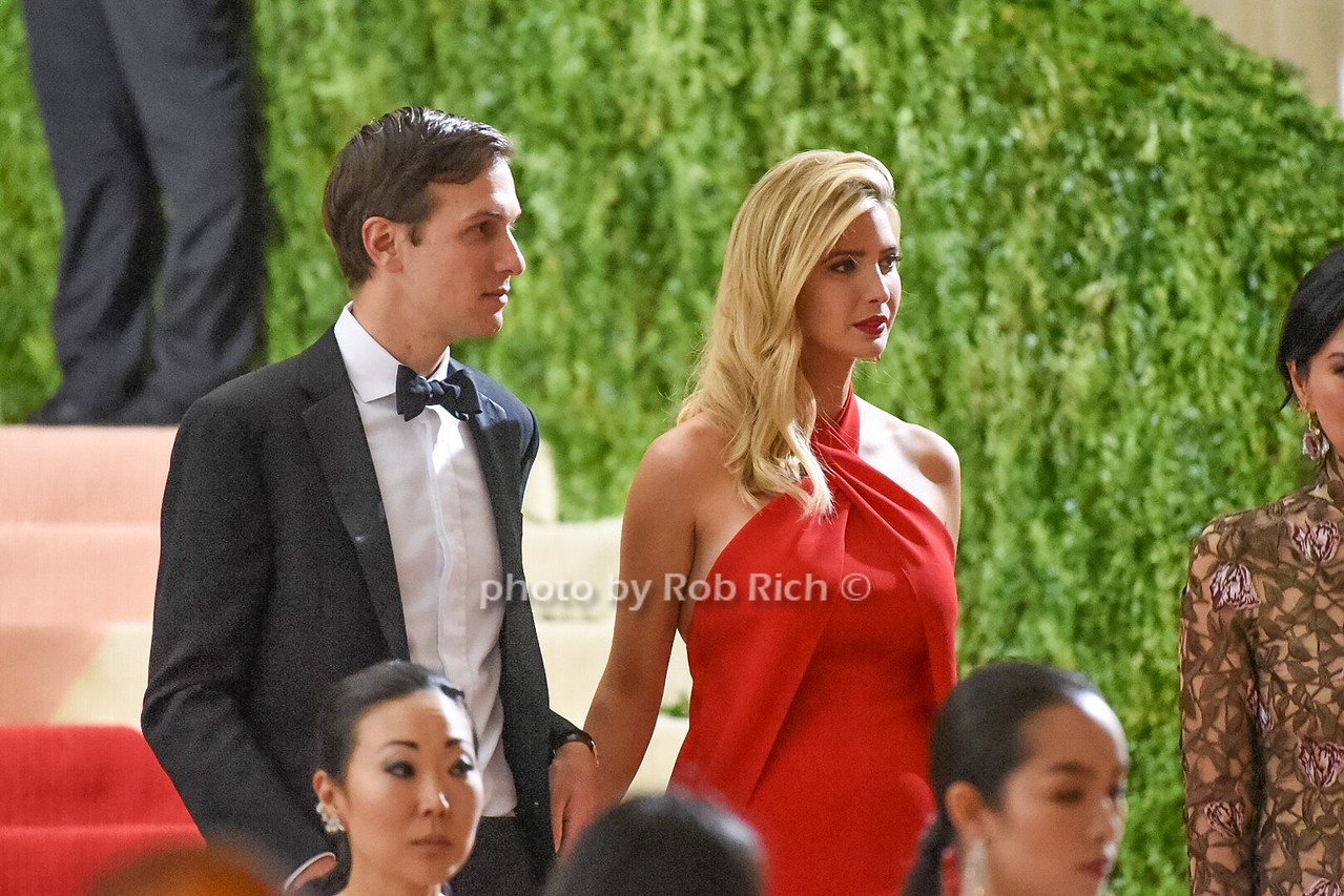 Jared Kuschner, Ivanka Trump