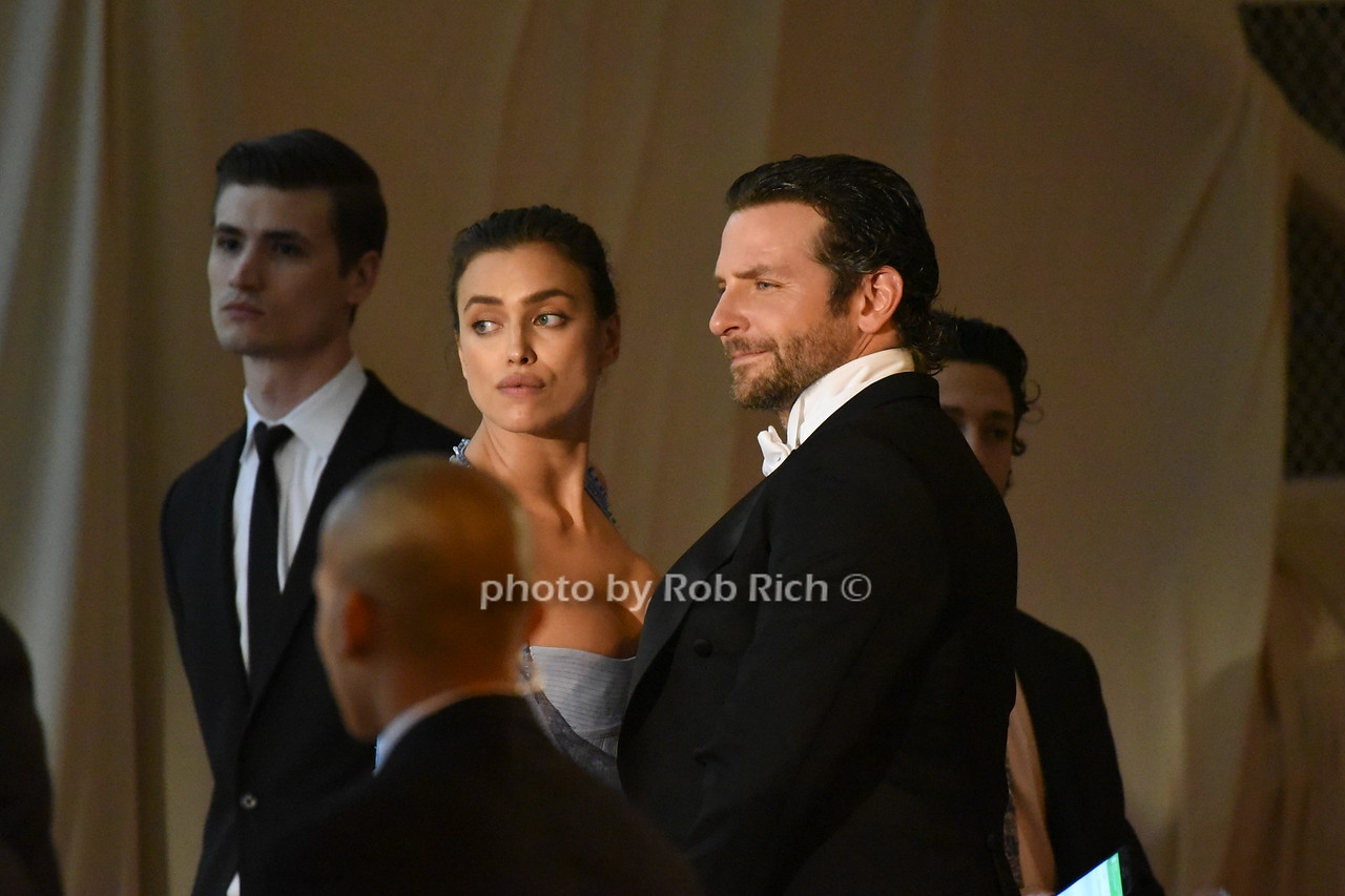 Irina Shayak, Bradley Cooper