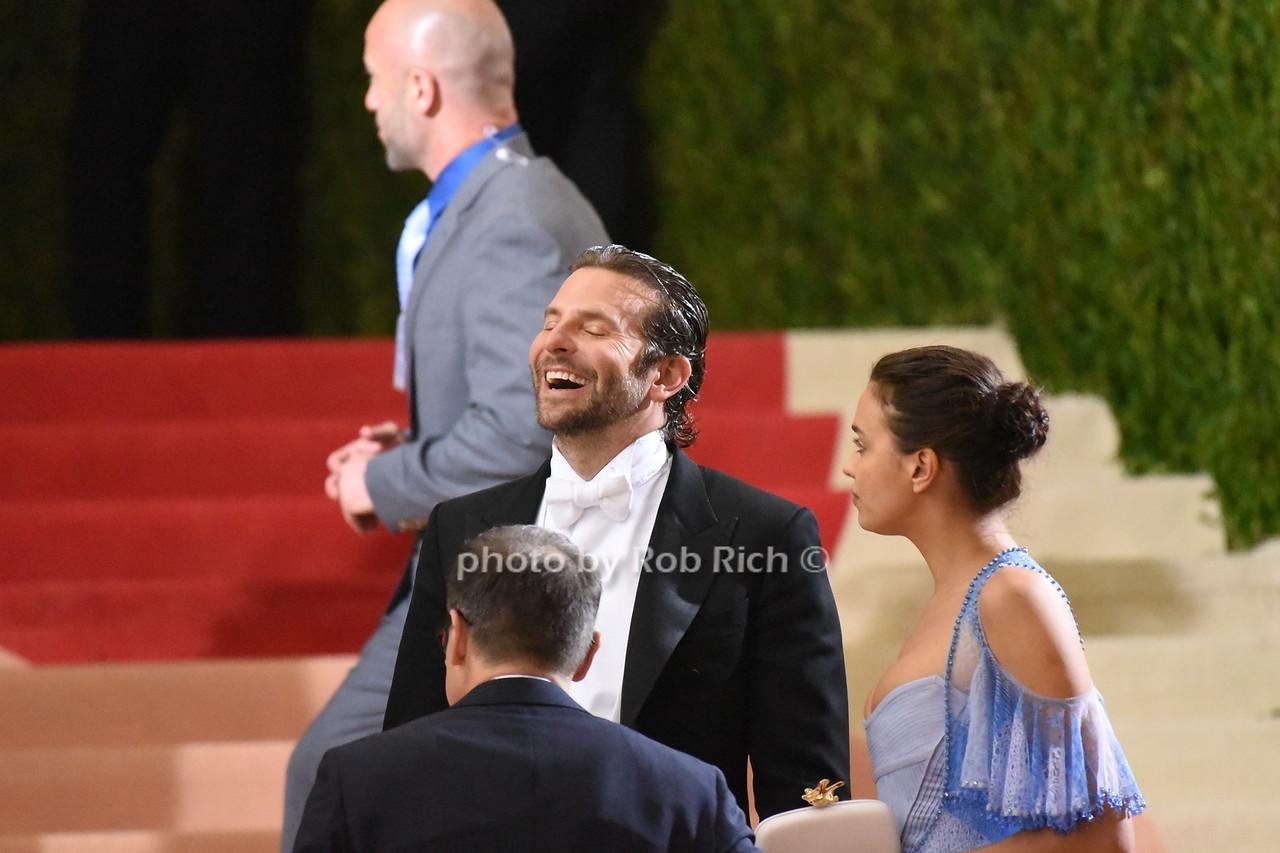 Bradley Cooper, Irina Shayakphoto by Rob Rich/SocietyAllure.com © 2016 robwayne1@aol.com 516-676-3939