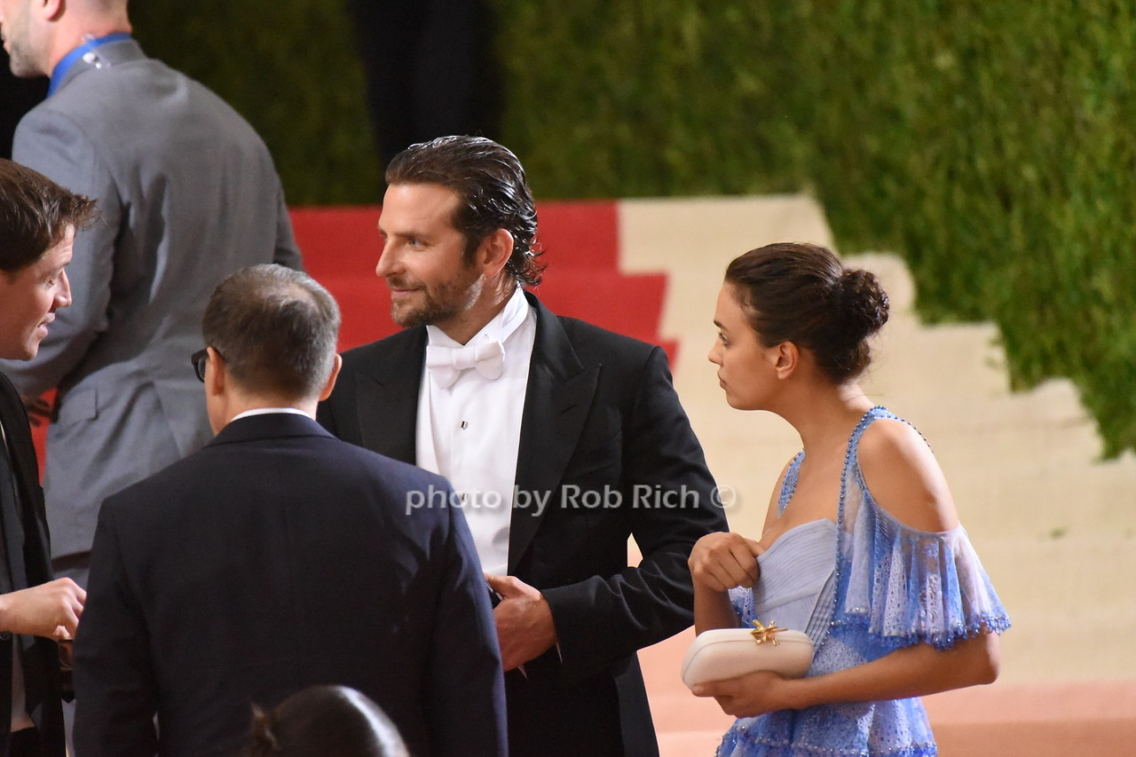Bradley Cooper, Irina Shayak