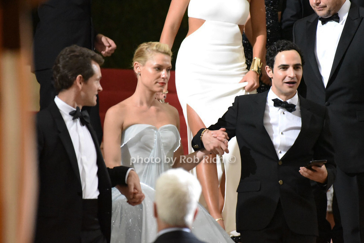 Claire Danes, Zac Posen