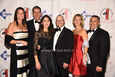 Nikki Maloney, Steve Maloney, Christina Drucker, Mitchell Drucker, Kathy Fantini, David Fantini photo by Rob Rich/SocietyAllure.com © 2016 robwayne1@aol.com 516-676-3939