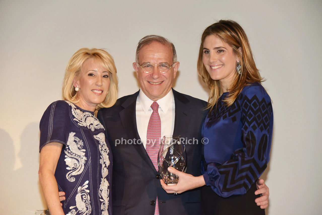 Michele Sweetwood, Dr.Peter Rubin, Lara Englebardt Metz