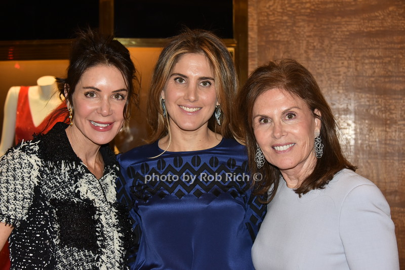 Lois Robbins, Lara Englebardt Metz, Bonnie Lautenberg