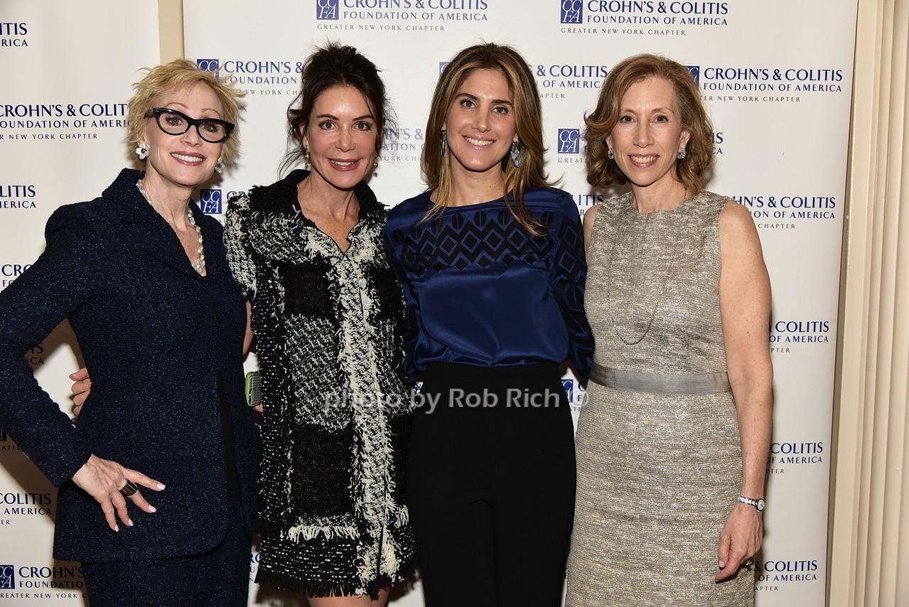 Carol Weissman, Lois Robbins, Lara Englebardt Metz, Ellen Rothenbergphoto by Rob Rich/SocietyAllure.com © 2016 robwayne1@aol.com 516-676-3939