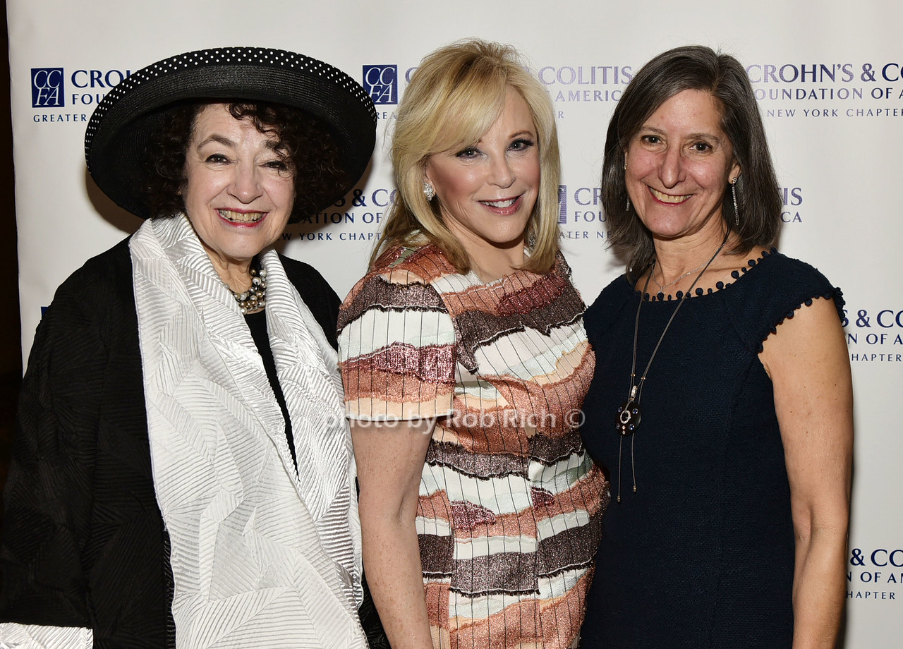 Sandra Gold, Nancy Brown, Judith Hannan