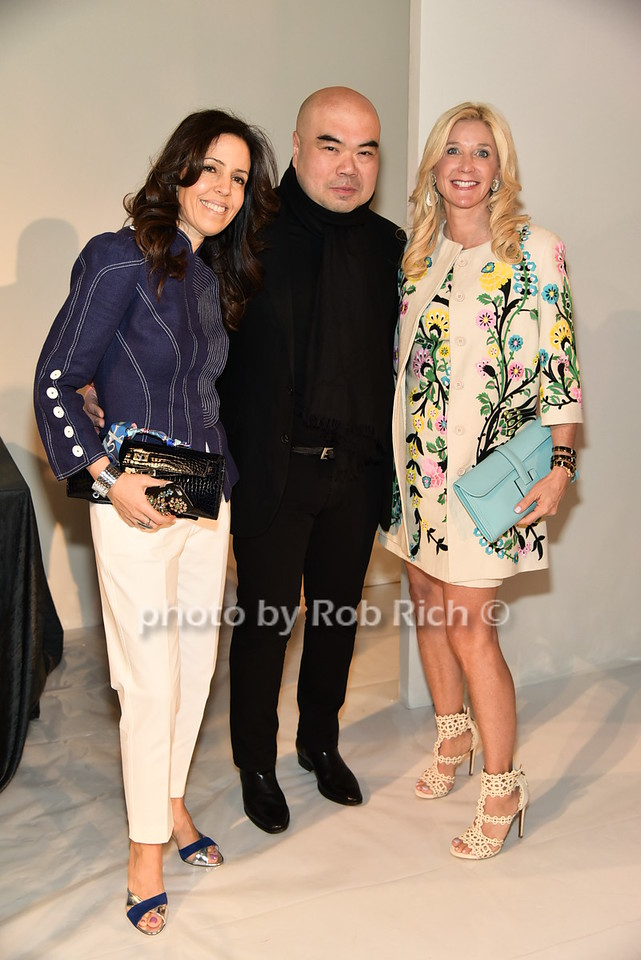 Carolyn Rowan, Andrew GN, Michelle Swarzman