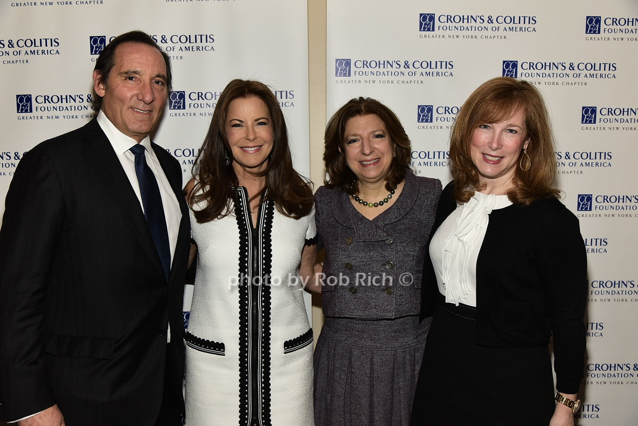 Daniel Crown, Ellen Crown, Dr.Ellen Scherl, Julie Brandes