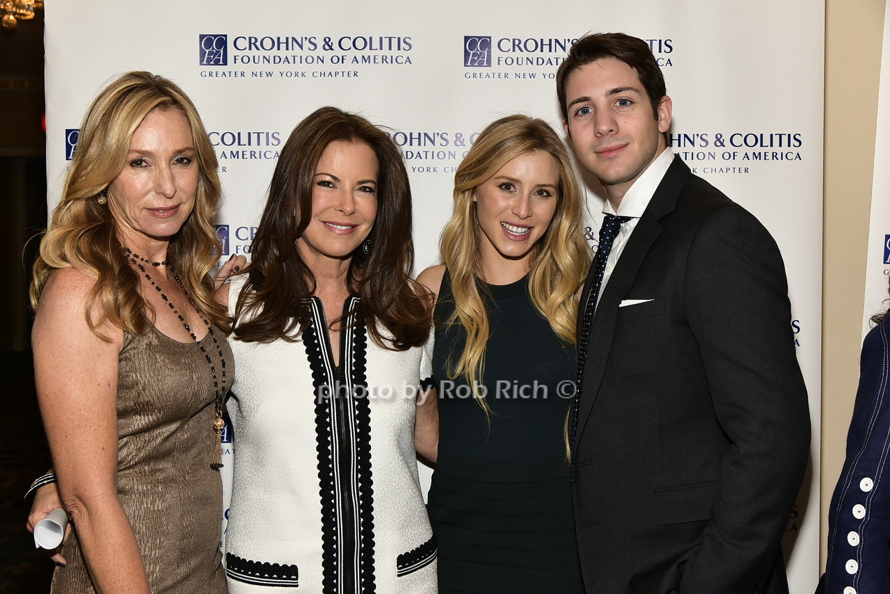 Katherine Bellissimo,Ellen Crown, Paige Bellissimo,Adam Crown