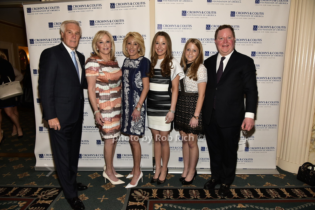 Howard Brown, Nancy Brown, Michele Sweetwood, Amanda Sweetwood, Melissa Sweetwood, Steven Sweetwood