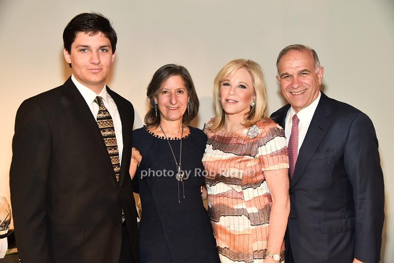 Steven DeCrescenzo, Judith Hannan, Nancy Brown, Dr. Peter Rubinphoto by Rob Rich/SocietyAllure.com © 2016 robwayne1@aol.com 516-676-3939