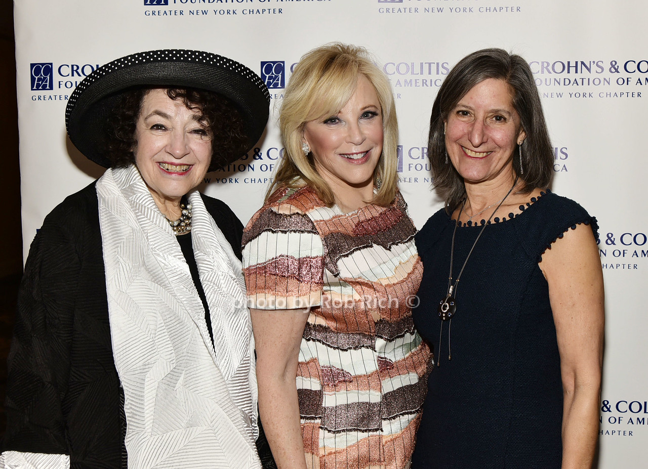 Sandra Gold, Nancy Brown, Judith Hannanphoto by Rob Rich/SocietyAllure.com © 2016 robwayne1@aol.com 516-676-3939