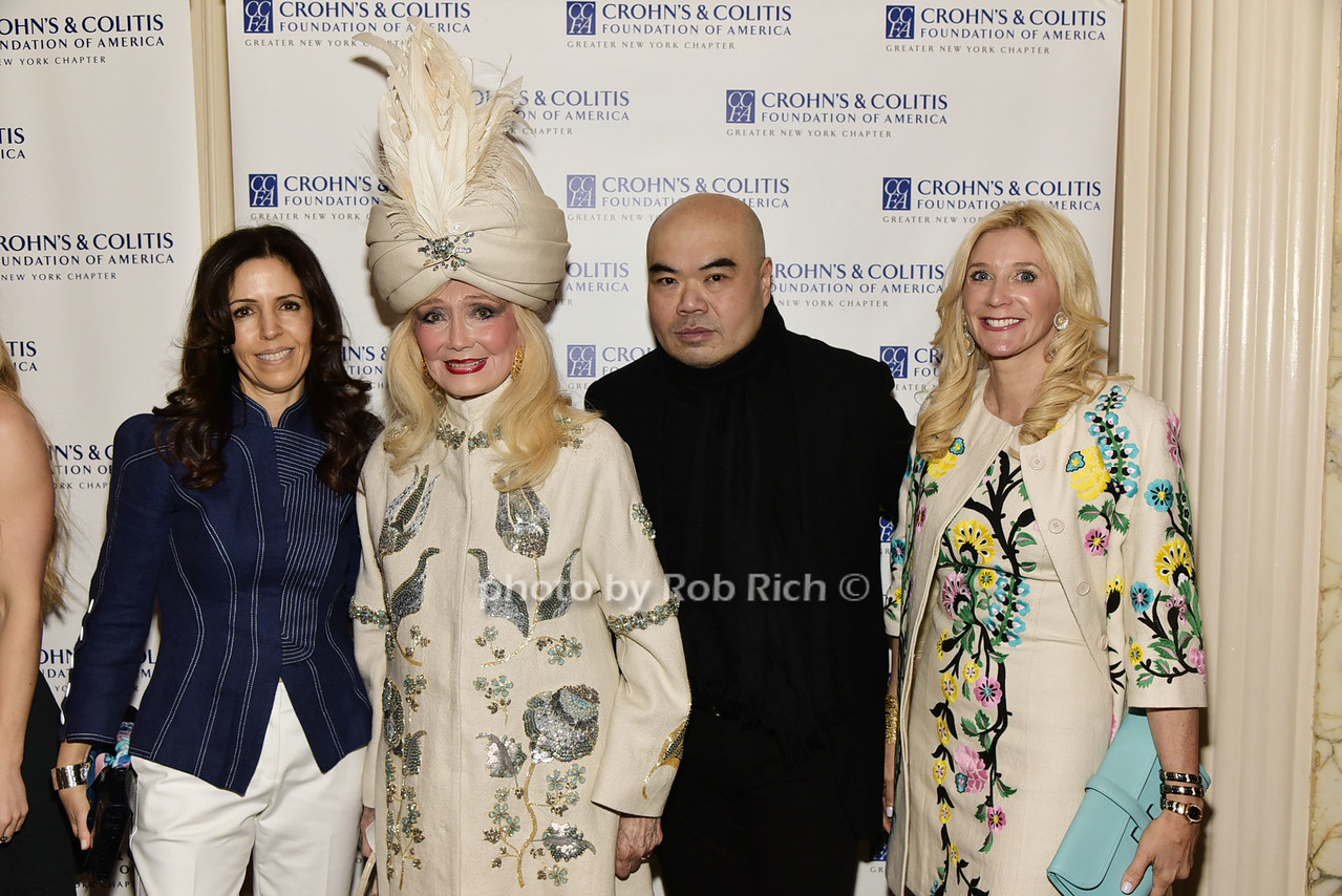 Carolyn Rowan, Joy Samuels, Andrew GN, Michelle Swarzman
