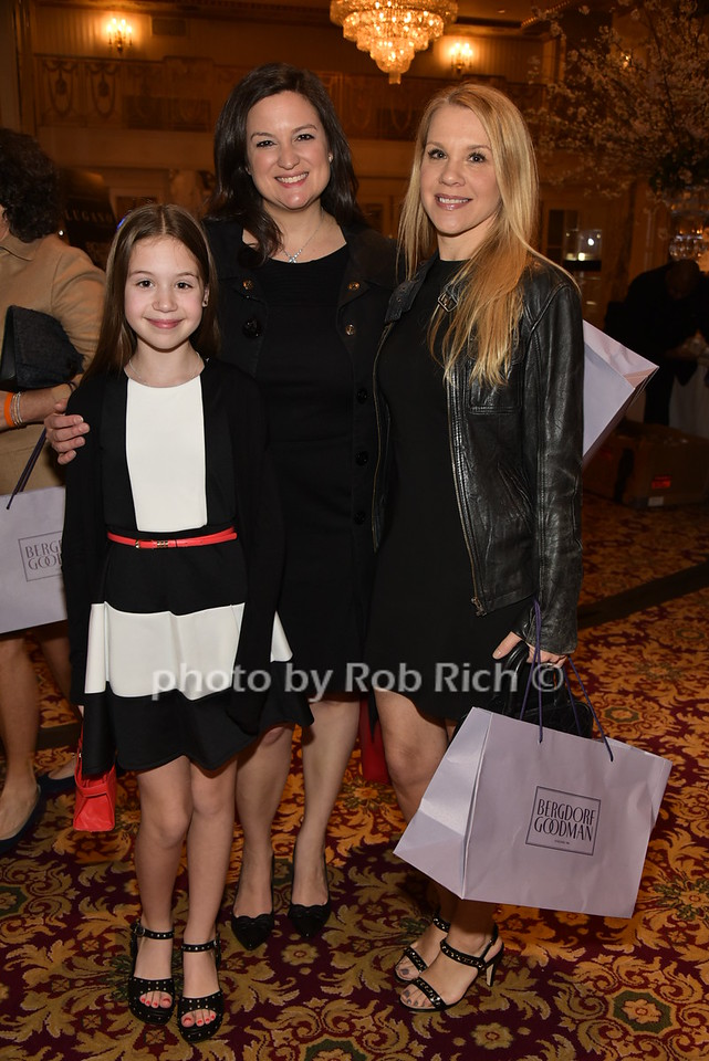 Avery Paley, Lisa Harding, Jennifer Paley