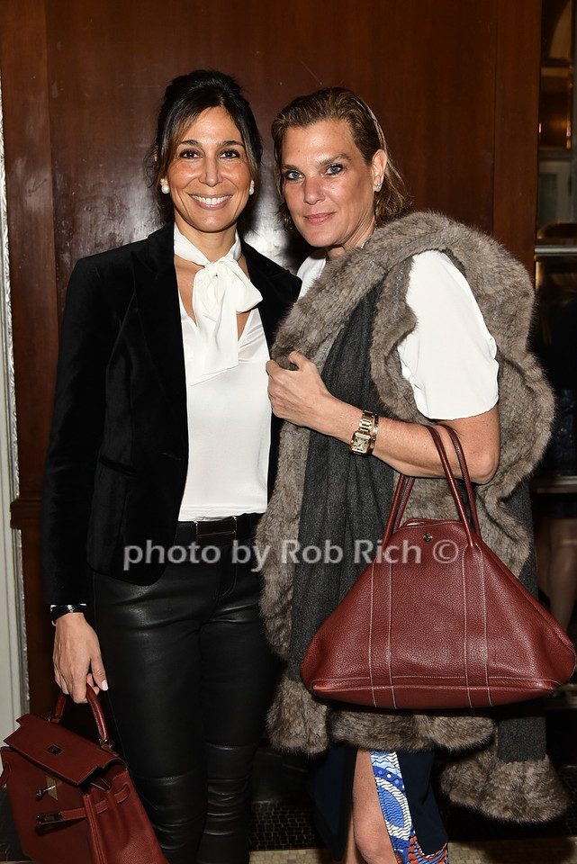 Victoria Sakhai, Charlene Khaghan