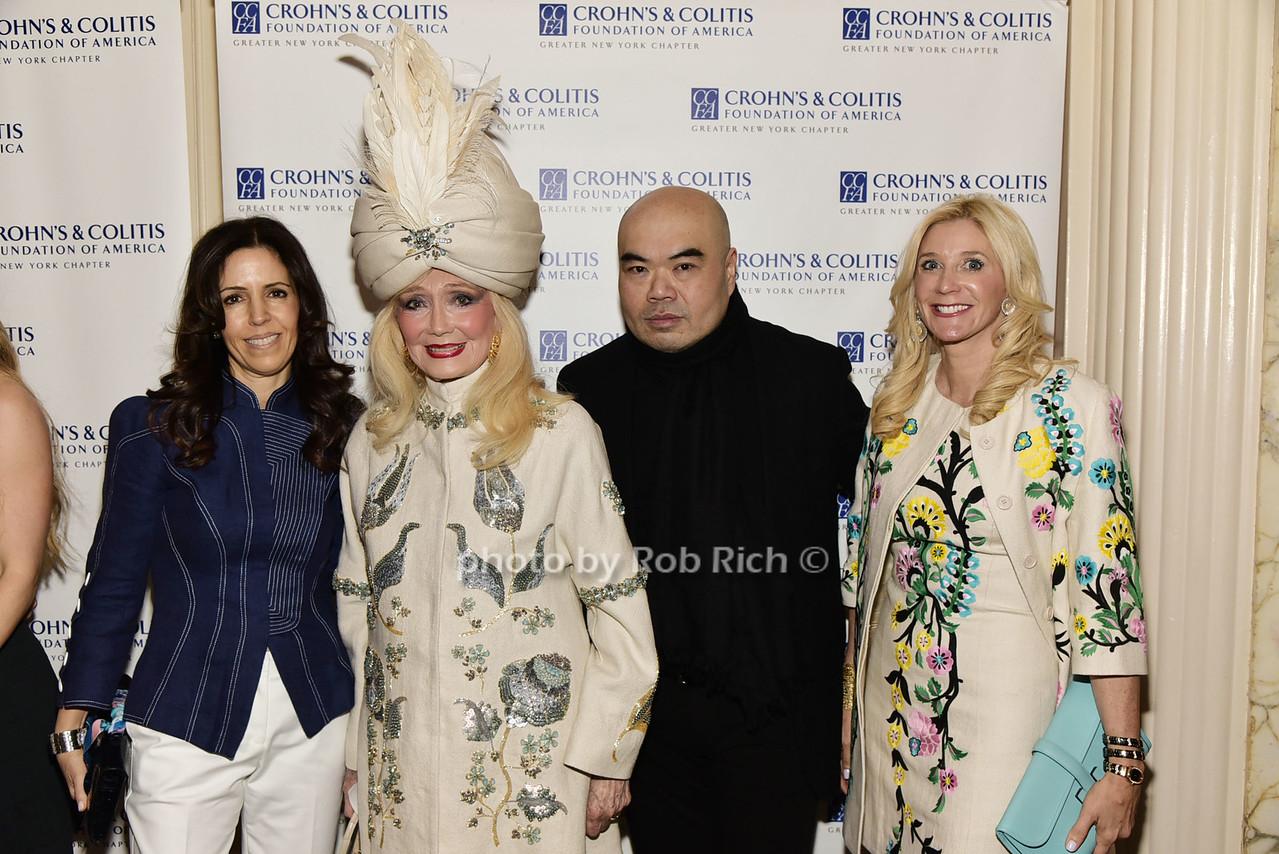 Carolyn Rowan, Joy Samuels, Andrew GN, Michelle Swarzmanphoto by Rob Rich/SocietyAllure.com © 2016 robwayne1@aol.com 516-676-3939