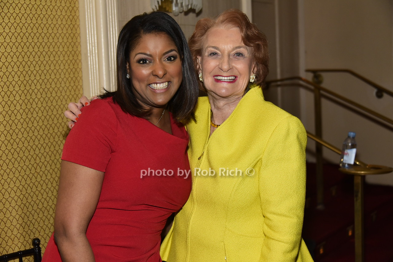 Lori Stokes, Inez Weinstein