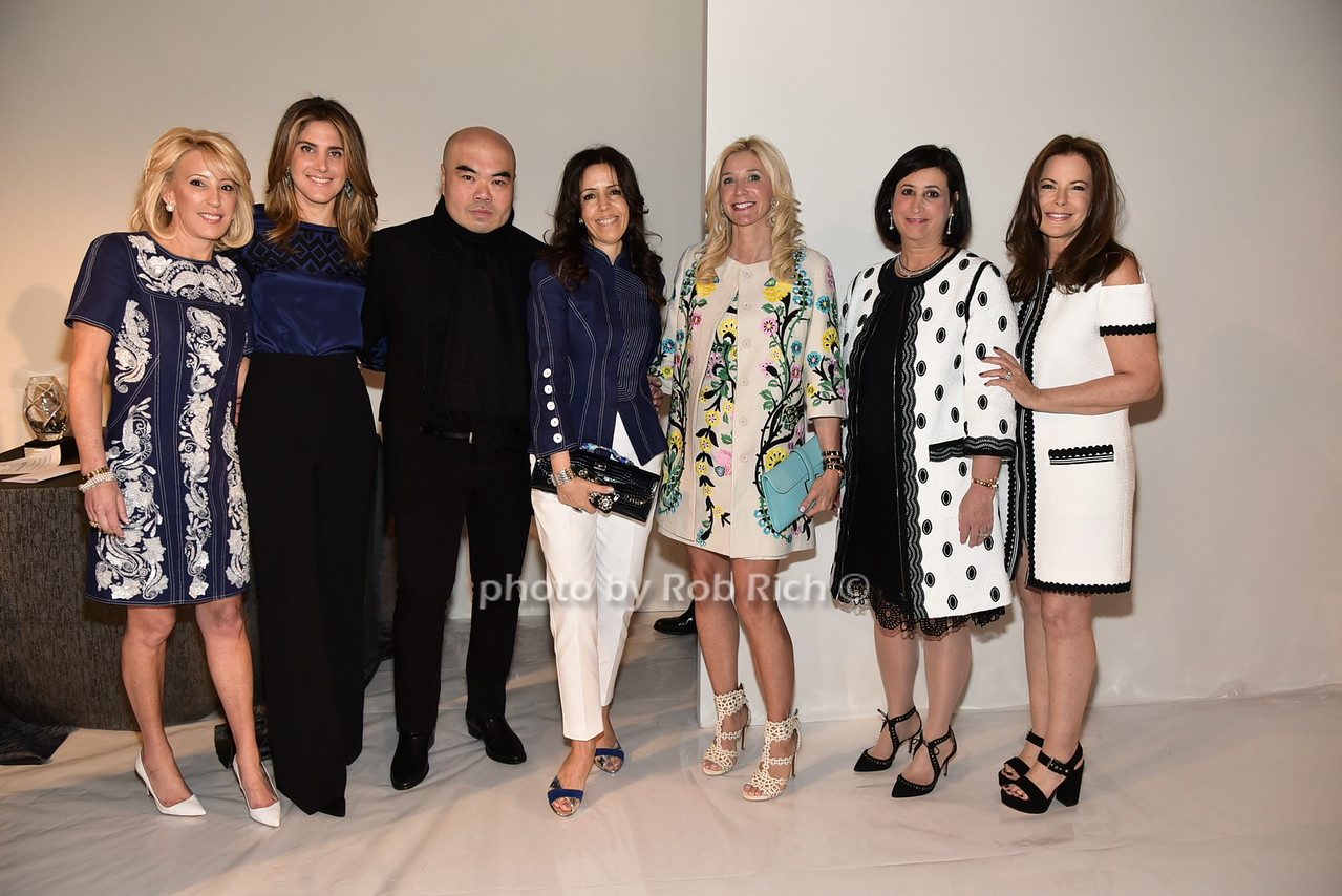 Michele Sweetwood, Lara Englebardt Metz, Andrew GN,Carolyn Rowan, Michelle Swarzman,Elyse Newhouse, Ellen Crown