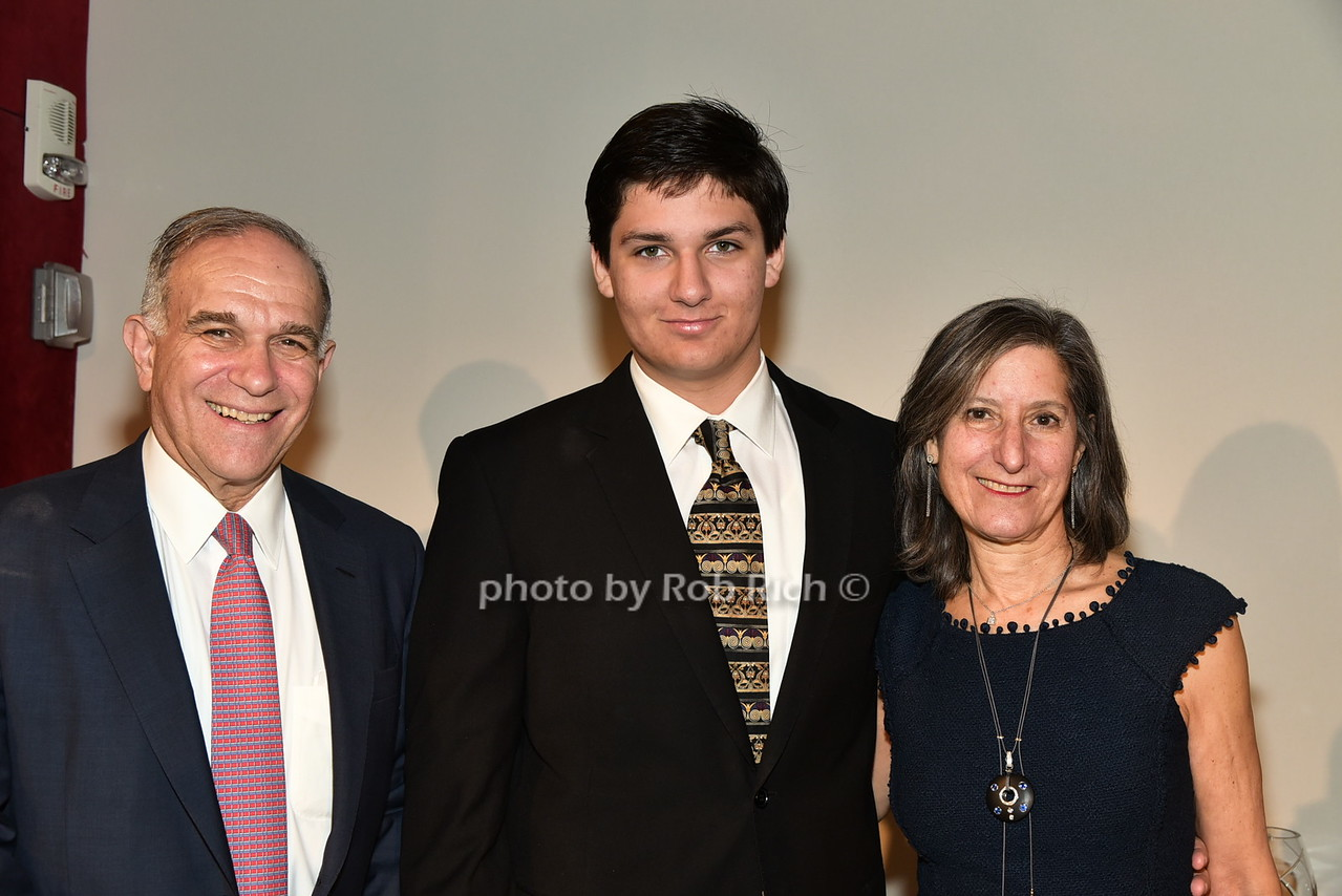 Dr.Peter Rubin, Peter DeCrescenzo, Nancy Hannan