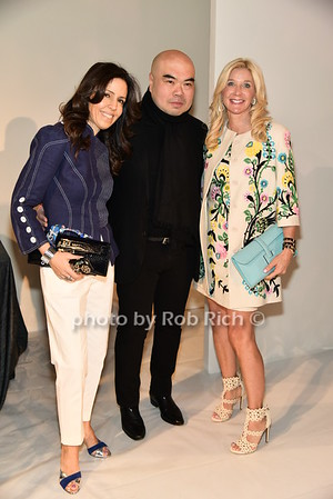 Carolyn Rowan, Andrew GN, Michelle Swarzman photo by Rob Rich/SocietyAllure.com © 2016 robwayne1@aol.com 516-676-3939