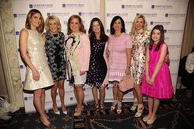 Lara Englebardt Metz,Cynthia Zarghami, Ellen Crown, Elyse Newhouse, Michelle Swarzman,Addie Nelson