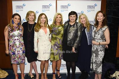 Nicole Pozzi,  Pam McGinley, Dr. Elsa Raskin, Marilyn Chinitz,Susan Bickley, Gale Sitomer, Nancy Moonves photo by Rob Rich/SocietyAllure.com ©2017 robrich101@gmail.com 516-676-3939