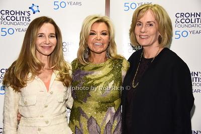 Dr. Elsa Raskin, Marilyn Chinitz, Pam McGinley photo by Rob Rich/SocietyAllure.com ©2017 robrich101@gmail.com 516-676-3939