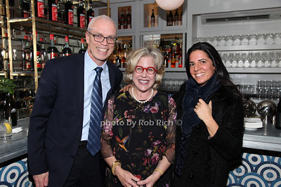 Peter Siebold, Stephanie Murdick, Stefanie Cohen photo by R.Cole for Rob Rich/SocietyAllure.com ©2017 robrich101@gmail.com 516-676-3939