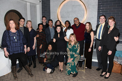 Cast and Playwrights photo by R.Cole for Rob Rich/SocietyAllure.com ©2017 robrich101@gmail.com 516-676-3939