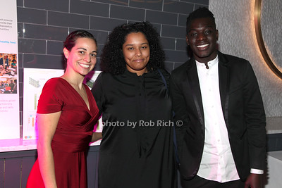Erika Nillo, Alyssa Vazquez, Jesse Ahinful photo by R.Cole for Rob Rich/SocietyAllure.com ©2017 robrich101@gmail.com 516-676-3939