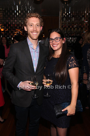 Duncan Mendelson, Morgan Fixel photo by R.Cole for Rob Rich/SocietyAllure.com ©2017 robrich101@gmail.com 516-676-3939