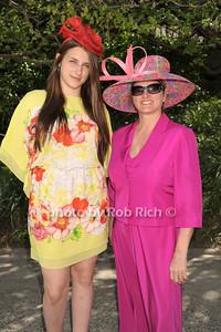 Leah Lane, Bonnie Comley photo by Rob Rich/SocietyAllure.com © 2014 robwayne1@aol.com 516-676-3939