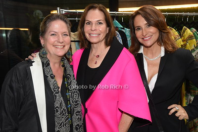 Felicia Taylor, Barbara Zweig, Carole Crist  photo by Rob Rich/SocietyAllure.com ©2018 robrich101@gmail.com 516-676-3939