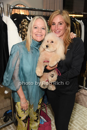 Pamela Johanahoff, Sonja Morgan  photo by Rob Rich/SocietyAllure.com ©2018 robrich101@gmail.com 516-676-3939