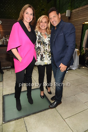 Barbara Zweig, Michelle Rella, Warren Schaeffer  photo by Rob Rich/SocietyAllure.com ©2018 robrich101@gmail.com 516-676-3939