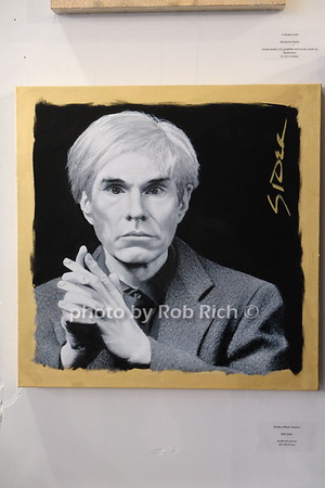 Reception to celebrate opening night of The Lost Warhols