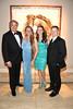 Stewart Lane and Bonnie Comley, Leah Lane, Alex Washer
